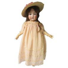 """K R  Simon Halbig 117 N doll, 24"""""""
