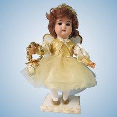 "Christmas Fairy, AM girl marked Duchess, 13"""