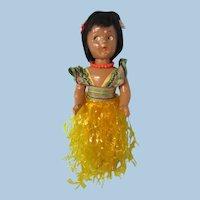 Madame Alexander Little Betty Hawaiian Girl