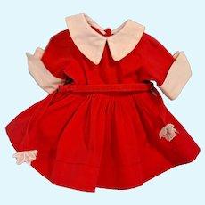 Terri Lee tagged red School Dress