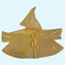 Vinyl Raincoat for Terri Lee