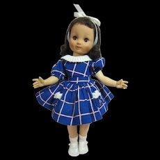 "Ideal Betsy McCall 14"", original dress"