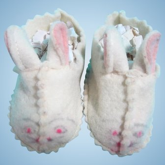 Terri Lee Bunny Slippers