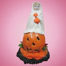 Frozen Charlotte Halloween favor