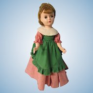 "Alexander hard plastic Little women  Meg, 14"", all original"