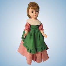 """Alexander hard plastic Little women  Meg, 14"""", all original"""