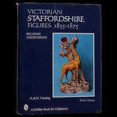 The Second Addendum of Victorian Staffordshire Figures 1835-1875