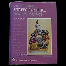 Victorian Staffordshire Figures 1835-1875 Book Two