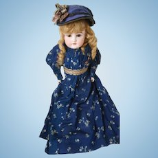 Antique Doll by Kestner with Wonderful Clothes!