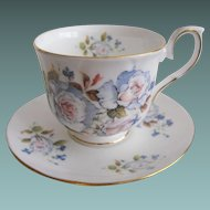 Duchess: Tea Cup with Saucer