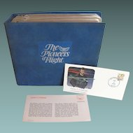 Aerospace Hall of Fame first philatelic commemorative covers  Circa 1979