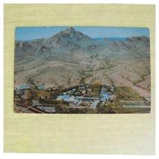 Postcard: Arizona Biltmore in Phoenix C: 1950s