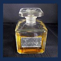 Nettie Rosenstein Tianne - Large Italian Bottle with some content