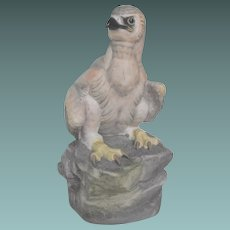 "Boehm Bird Porcelain "" Young American Bald Eagle"" circa 1950"