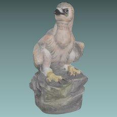 """Boehm Bird Porcelain """" Young American Bald Eagle"""" circa 1950"""
