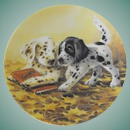 Knowles: Field Trips by Artist Lynn Kaatz : Puppy Tales 1991