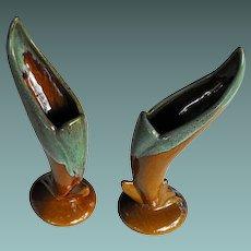Van Briggle Bud Vases
