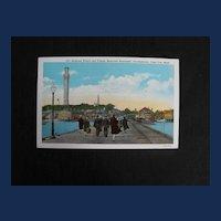 View Postcard by E. D. West, Cape Cod