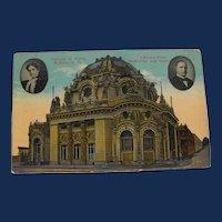 1915 Postcard Buffalo, NY   McKinley assassination