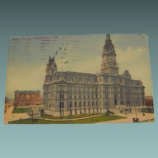 1914  Indianapolis  Court House