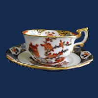Spode cup and saucer (4 avail.) Circa: 1890-1920