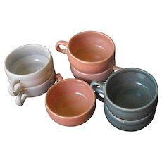 American Modern -flat cups