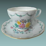 Foley vintage cup and saucer