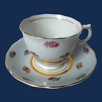 Colclough vintage cup and saucer