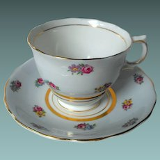 Colclough vintage cup and saucer