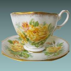 Royal Albert Tea Rose cup and saucer