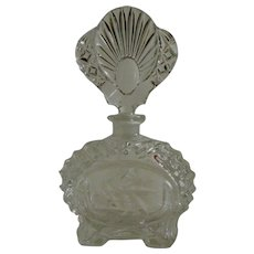 Cut Glass Perfume