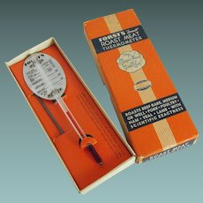 Vintage Meat Thermometer by Frost's