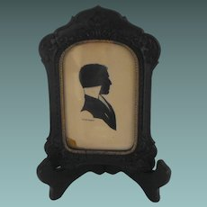 Silhouette -signed by Lightfoot      early 1800s