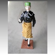 Magnificent Carl Thieme Dresden Figurine