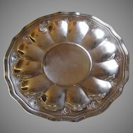 Gorgeous Frank M. Whiting Sterling Silver Shallow Bowl