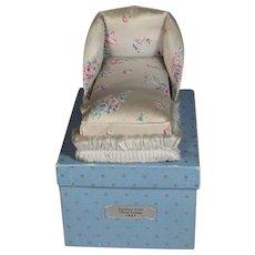 Rare! Nancy Ann Storybook Doll Chaise Lounge MIB! Furniture Series