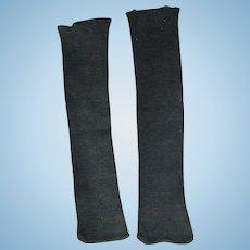 Antique Black Doll Socks!