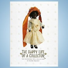 Doll Reference Book! Theriault's Happy Life of A Collector w Prices Realized List