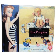 Doll Reference Book!  Les Poupees - Samy Odin - Bleuette, Furniture, Paper, Bisque Etc