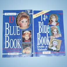 Doll Reference Blue Book of Dolls & Values (13 & 14) Jan Foulke