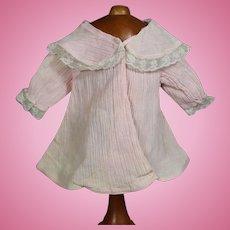 Sweet Little Pink Antique c1910s Doll Coat