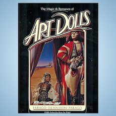 Boudoir Doll Reference! Magic & Romance of Art Dolls Book! Stephanie Farago