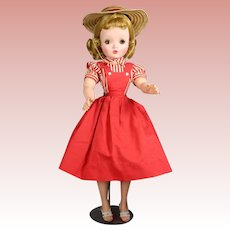 Beautiful Vintage CISSY Doll All Original Tagged Outfit - Madame Alexander