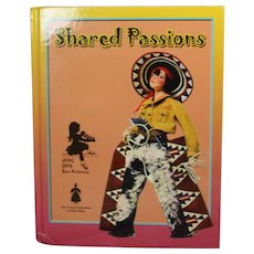 "Doll Reference Book! UFDC ""Shared Passions"" Chase, Googlies, Chinas, Wax"