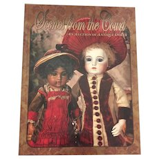 Doll Reference Book!  Theriault's Scenes from the Court w Prices Realized List!