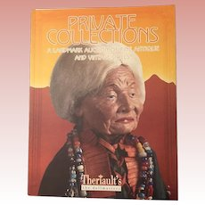 Doll Reference Book! Theriault's Private Collections w Prices Realized List! Door of Hope