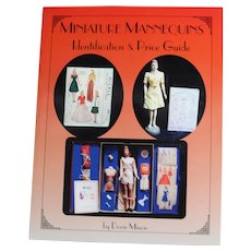 Doll Reference Book! Miniature Mannequins - Signed!