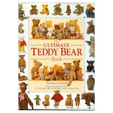 Reference Book! The Ultimate Teddy Bear Book! Pauline Cockrill