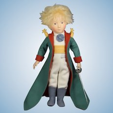 Gorgeous! R John Wright The Little Prince Doll St Exupery MIB!