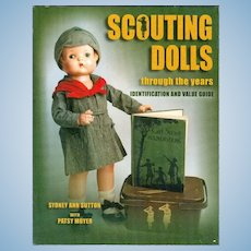 Doll Reference Book! Scouting Dolls - Girl Scout Brownies Etc Dolls!